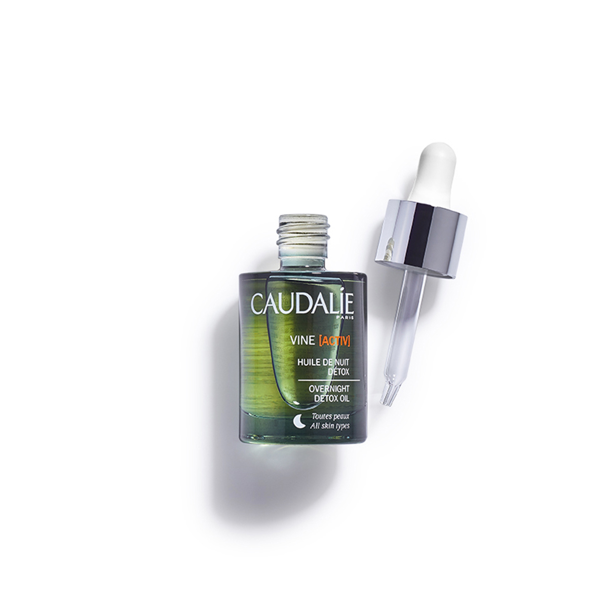 Vine[Activ] Overnight Detox Oil