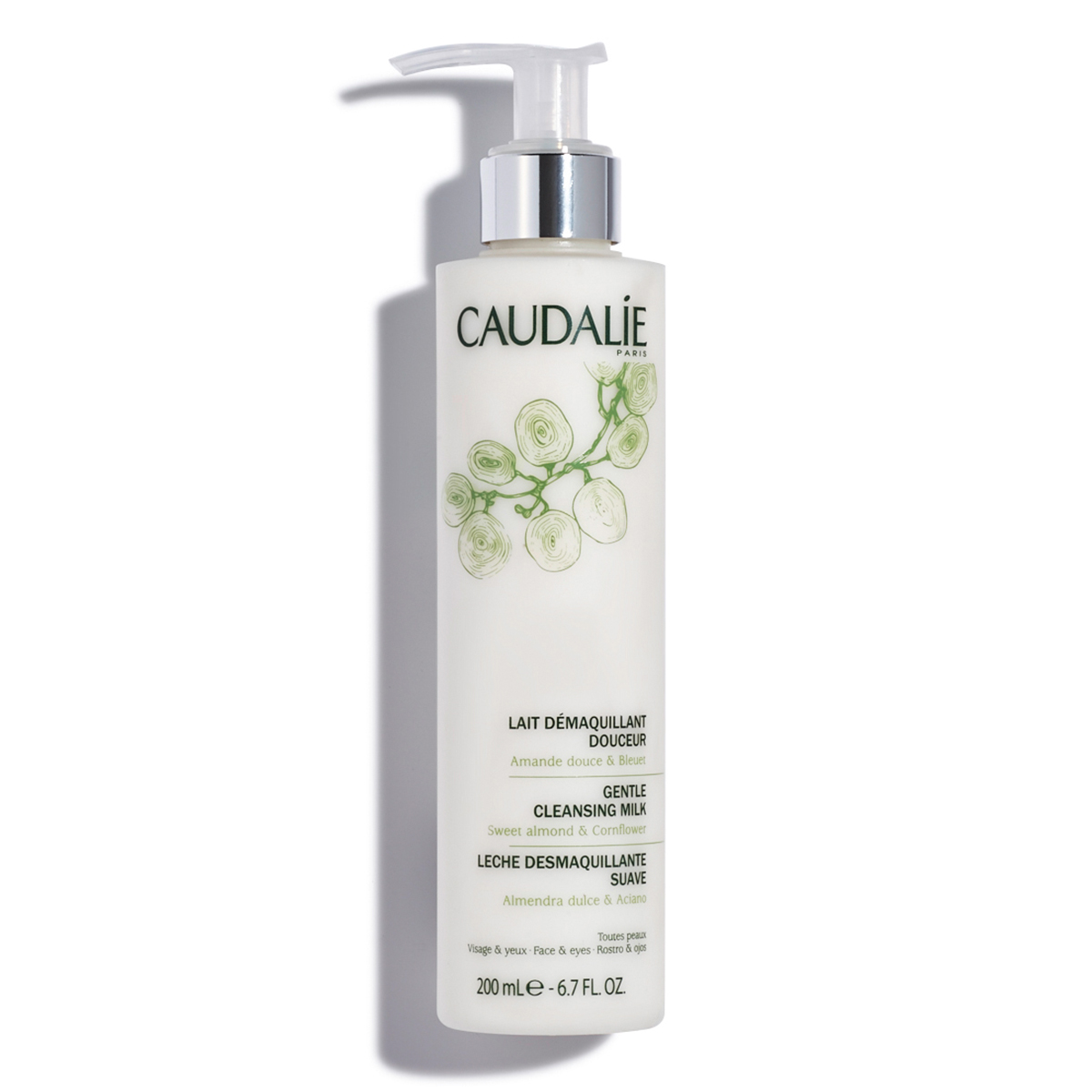 Gentle Cleansing Milk by Caudalie #3