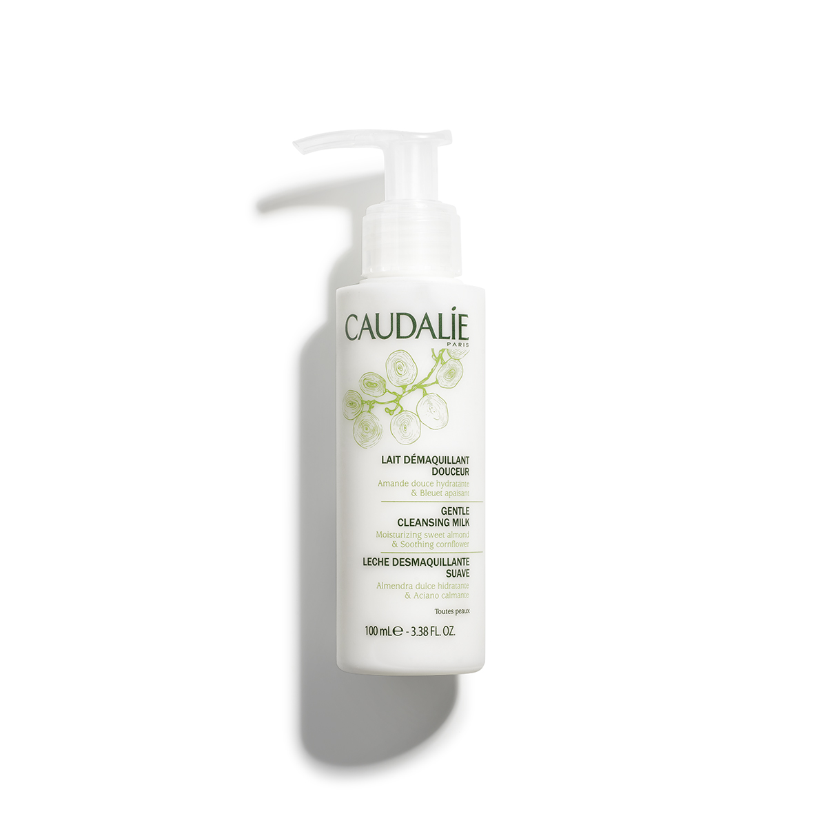 Gentle CleansingMilk - Travel Size