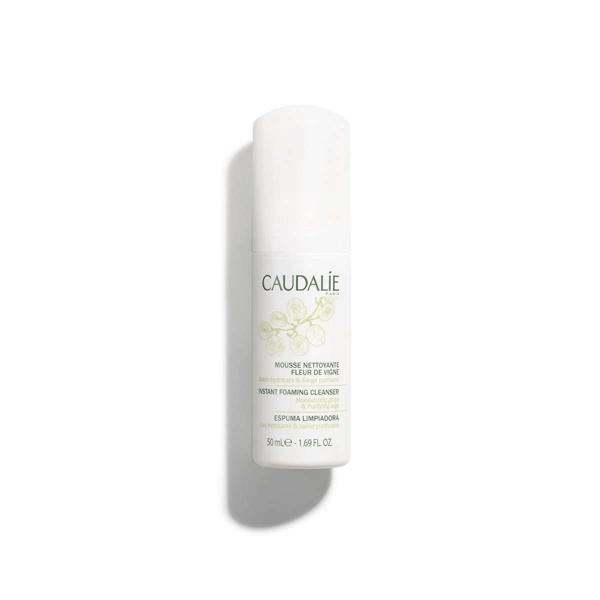 Instant Foaming Cleanser - Travel Size
