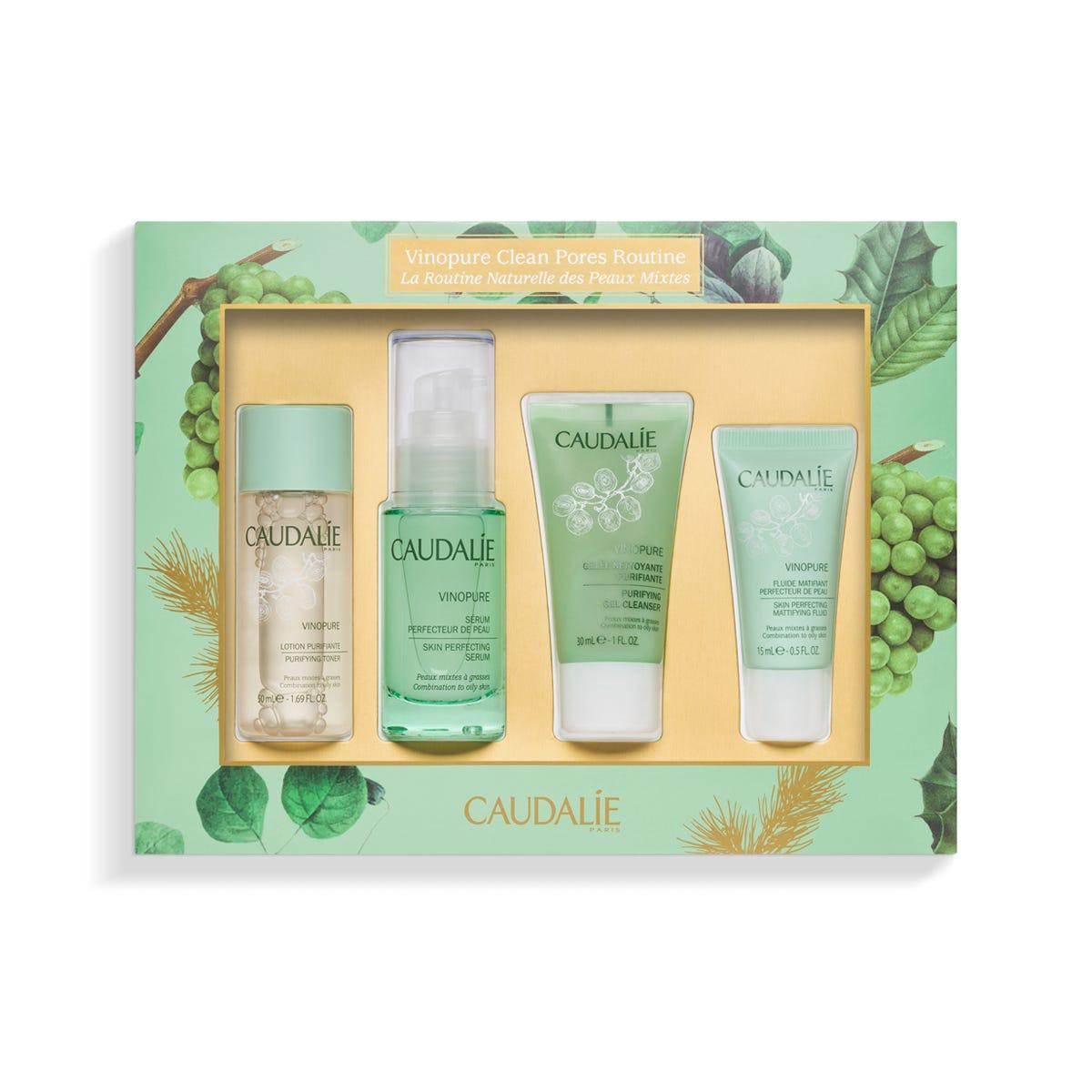 Vinopure Clean Pores Routine