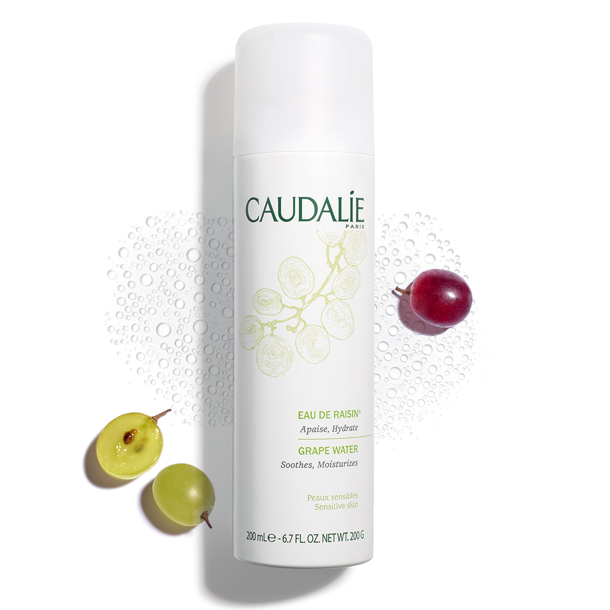 Grape Water by Caudalie #4