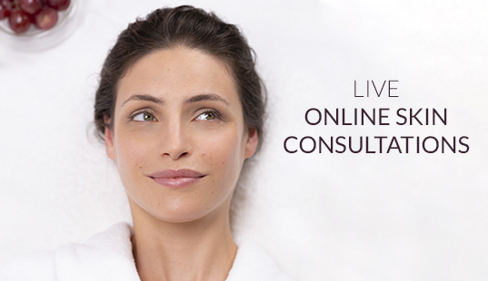 Online Skin Consultations with Estheticians