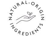 natural origin ingredients
